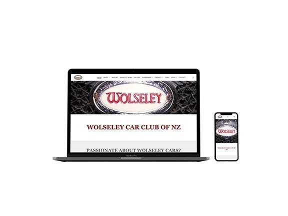 Wolseley Car Club NZ Inc